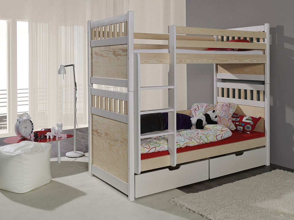 łóżka Dziecięce I Młodzieżowe Nowoczesne Chłopięce I