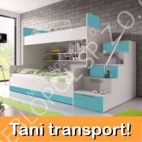 Tanie Meble Cieszyn łóżko Piętrowe Dream 510317 Meblopol