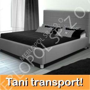 łóżko Tapicerowane Pireus 180x200 Z Pojemnikiem