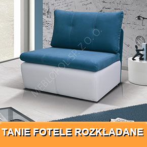 Tanie Fotele Rozkładane Jednoosobowe Tanio I Do Spania